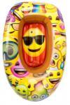 SAICA Barca Gonflabila Pentru Copii 90 Cm Emoji - Saica (sa5890)