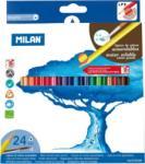 MILAN Ceruza színes Milan 24-es Aqua