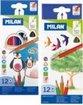 MILAN Ceruza színes Milan 12-es 231 - hellobook