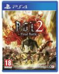 KOEI TECMO A.O.T. Attack on Titan 2 Final Battle (PS4) Software - jocuri