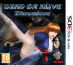 Tecmo Dead or Alive Dimensions (3DS) Játékprogram