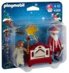 Playmobil Angyalka Mikulással és verklivel (4889)