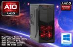 Royal Hardware Gamer Basic 2 v5.3 Számítógép konfiguráció