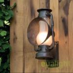 ROBERS Aplica design rustic iluminat exterior din fier forjat WL 3440 (WL 3440)