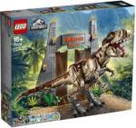 LEGO Jurassic World - T-Rex tombolás (75936)