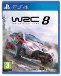 Bigben Interactive WRC 8 World Rally Championship (PS4) Játékprogram