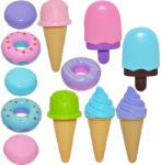 Roben Toys Set Desert cu prajituri si inghetata (M9033) Bucatarie copii