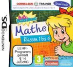 Kiddinx Bibi Blocksberg Mathe Klassen 1 bis 4 (NDS) Játékprogram