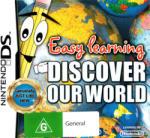 JoWooD Easy Learning Discover Our World (NDS) Játékprogram