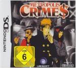 Ubisoft Metropolis Crimes (NDS) Játékprogram