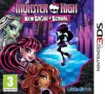 Little Orbit Monster High New Ghoul in School (3DS) Játékprogram
