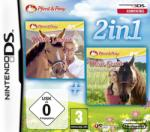 DTP Entertainment Life with Horses 3D + My Western Horse 3D 2in1 (3DS) Játékprogram