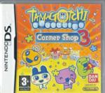 BANDAI NAMCO Entertainment Tamagotchi Connection Corner Shop 3 (NDS) Játékprogram