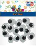 Luna Műanyag szemek 7mm 100db (000646602)