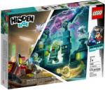 LEGO Hidden Side - J.B. és a szellemekkel teli laborja (70418)