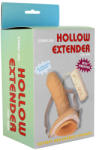 Seven Creations Vibrating Strap-on Hollow Extender