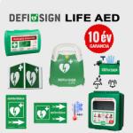 Schiller Medical - Svájc Ipari csomag: DefiSign LIFE automata defibrillátor (10 (tíz)) - defibrillatorok - 771 309 Ft