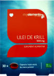 myelements Krill Omega 3 500mg 30cps - drogheria