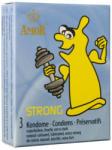 Amor Strong extra erős óvszer 3db