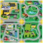 Kit for Kids Set Covoare TownCountry Roads Kit for Kids