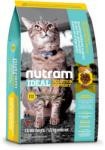 Nutram I12 Nutram Ideal Solution Support Weight Control Natural Cat Food Рецепта с Пиле Ечемик и сушен грах за котки с наднормени килограми от 1 до 10 години Канада 1, 8 кг (I12 Nutram Weight Control Natural