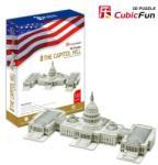 CubicFun MC074h - Capitoliul Statelor Unite ale Americii - 3D Puzzle