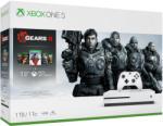 Microsoft Xbox One S (Slim) 1TB + Gears 5 Játékkonzol