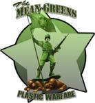 Virtual Basement The Mean Greens Plastic Warfare (PC) Jocuri PC