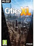 Focus Home Interactive Cities XL 2011 (PC) J�t�kprogram