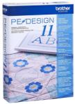 Brother Software Broderie Pe-Design 11 (PEDESIGN11XX1) - cusutsibrodat