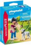 Playmobil Anya a baba és a kutya (70154)