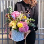 ImodFlowers Cutie cu flori - Zi frumoasa