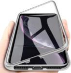 Vesuvio Husa telefon Magnetica 360 pentru Samsung Galaxy S10e Argintiu