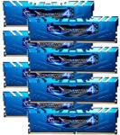 G.SKILL Ripjaws 4 64GB (8x8GB) DDR4 2666MHz F4-2666C16Q2-64GRB