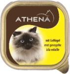 Athena Athena - ПАСТЕТ Месо от птици, пълноценна храна за израснали котки, Германия - 100 гр (ika athena - ПАСТЕТ Месо от птици 100гр)
