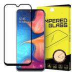 MG Full Glue Super Tough sticla temperata pentru Samsung Galaxy A20e, Negru