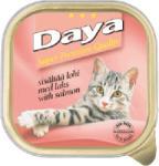Daya Daya - Сьомга, пастет, пълноценна храна за котки, подходяща за ежедневна употреба, Германия - 100 гр (ika daya - Сьомга, пастет 100гр)