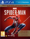 Sony Marvel Spider-Man [Game of the Year Edition] (PS4)