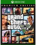 Rockstar Games Grand Theft Auto V [Premium Edition] (Xbox One) Játékprogram