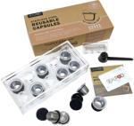 SEALPOD 10x capsule reîncărcabile SEALPOD + 100 capac pentru Nespresso ®