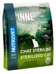 Nutrivet Nutrivet Inne Cats Sterilized GRAIN FREE - храна за подрастващи и израснали котки, БЕЗ ЗЪРНО, за кастирани или наднормени килограми, Франция - 6 кг (spf Nutrivet Inne Cats Sterilized GRAIN FREE 6 кг)