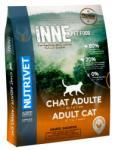 Nutrivet Nutrivet Inne Cats Regional Farm Chicken GRAIN FREE - храна за подрастващи и израснали котки, БЕЗ ЗЪРНО, за всички породи, Франция - 6 кг (spf Nutrivet Inne Cats Regional Farm Chicken GRAIN FREE 6 кг)