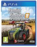 Focus Home Interactive Farming Simulator 19 [Platinum Edition] (PS4) Játékprogram