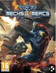 Camel 101 Mechs & Mercs Black Talons (PC) Játékprogram