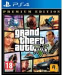 Rockstar Games Grand Theft Auto V [Premium Edition] (PS4) Software - jocuri