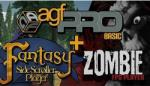 Axis Game Factory AGFPRO + Fantasy Side Scroller Player + Zombie FPS Player (PC) Játékprogram