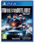 Maximum Games Street Outlaws The List (PS4) Játékprogram