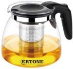 Ertone Ceainic sticla cu infuzor Ertone HB-H 152, 900 ml
