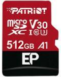 Patriot SDXC EP Pro 512GB C10/A1/U3/V30 PEF512GEP31MCX