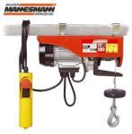 B. mannesmann Електрическа лебедка, 220 V, 530 W, 125 кг / Mannesmann 1256 / (M 1256)